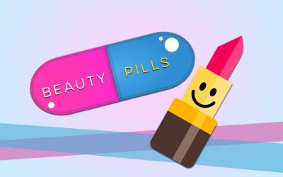 BEAUTY PILLS: un Make-Up completo con 1 SOLO PRODOTTO